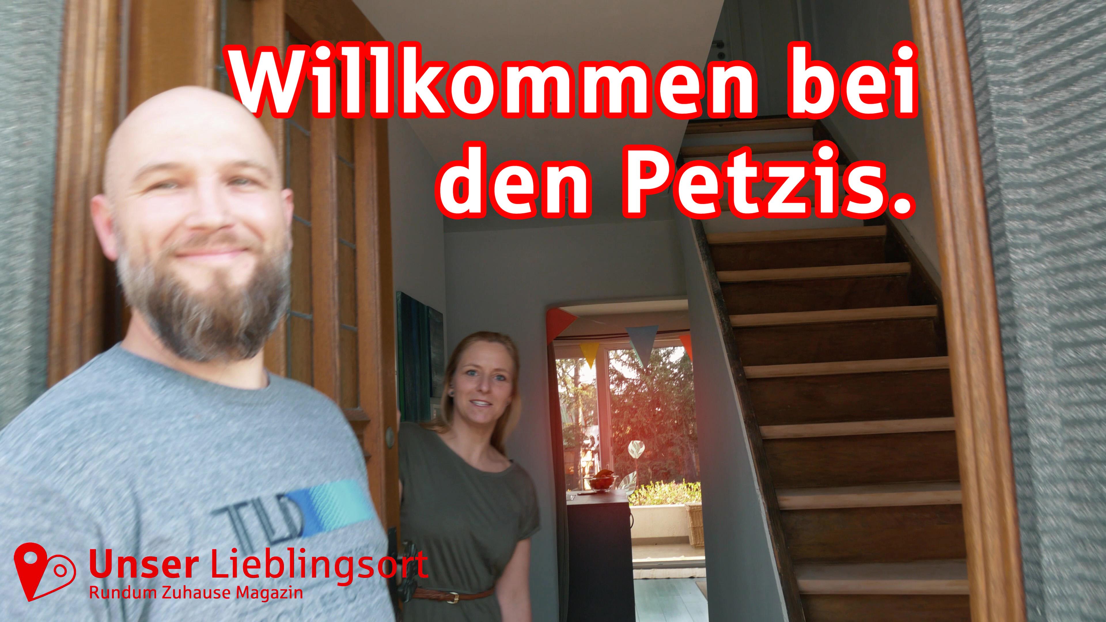 Familie Petzi: Folge 1 - Willkommen bei den Petzis