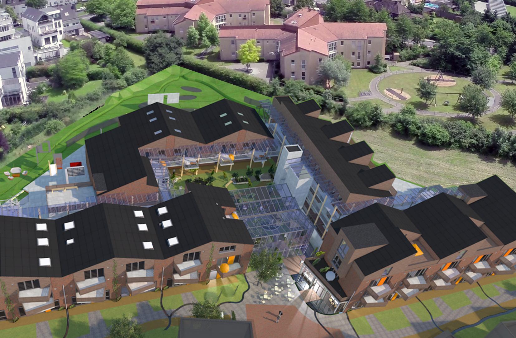 Cohousing in Düren im PrymPark