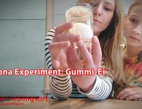Familie Petzi – Das Experiment Gummi-Ei
